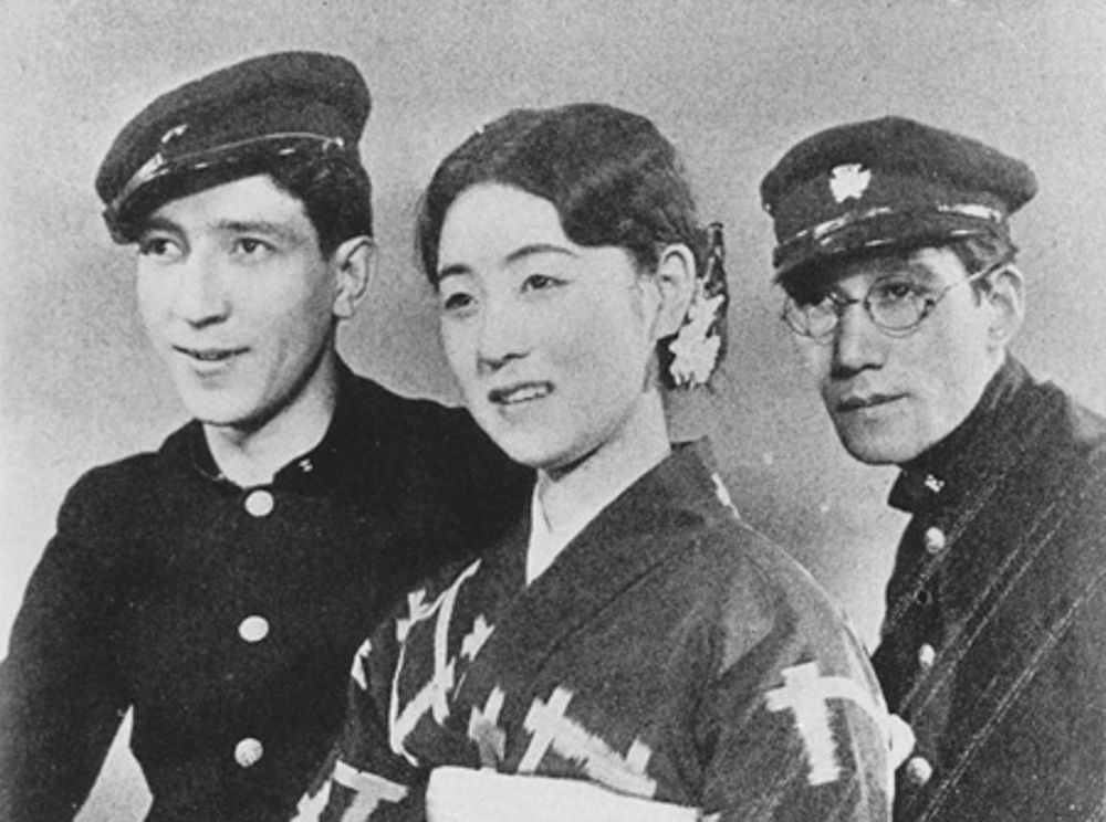 Featured image for Where Now Are the Dreams of Youth? (靑春の夢いまいづこ, Yasujiro Ozu, 1932)