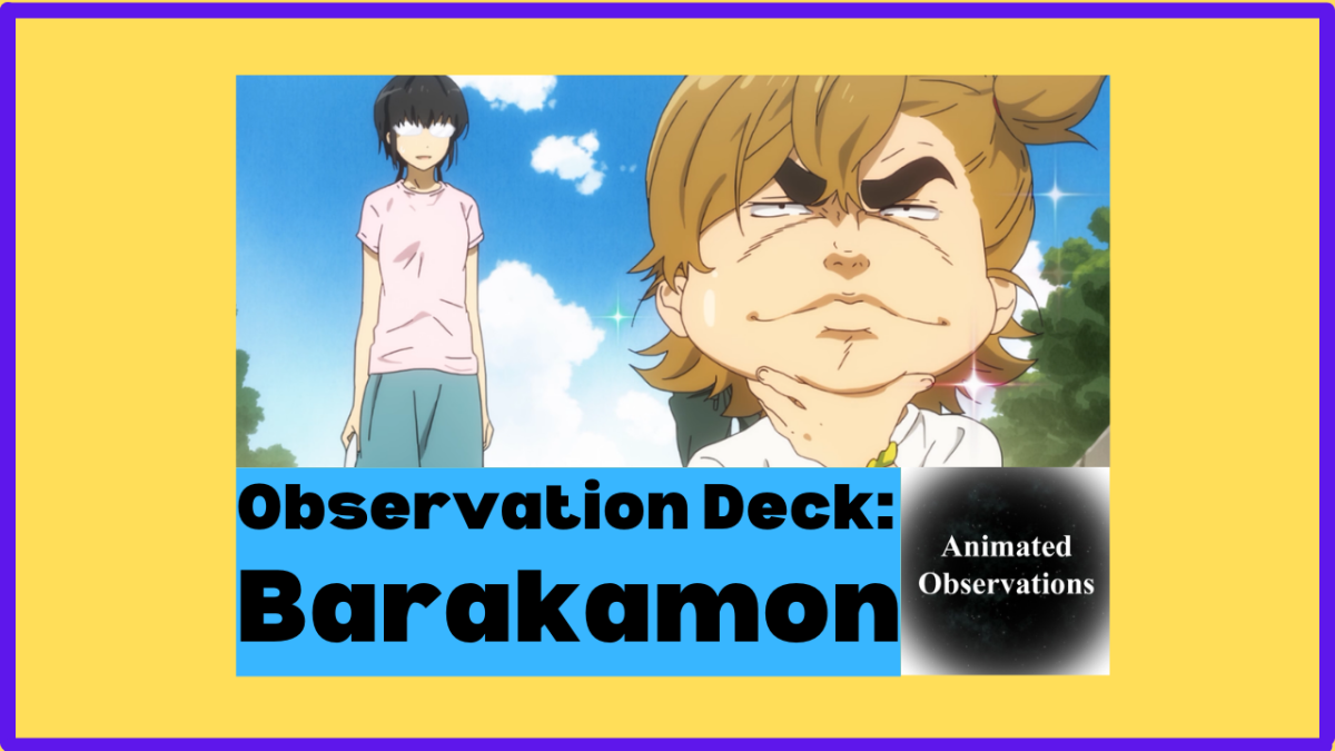 Featured image for The Observation Deck: Barakamon
