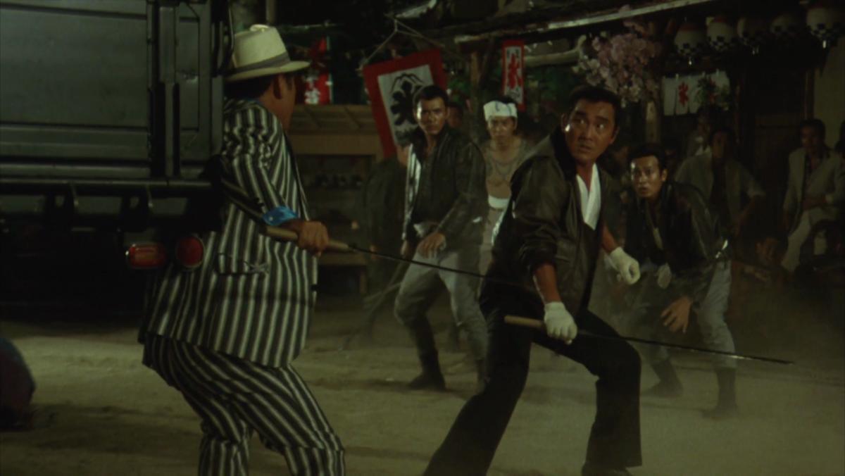 Featured image for The Story of a Man Among Men (修羅の群れ, Kosaku Yamashita, 1984)