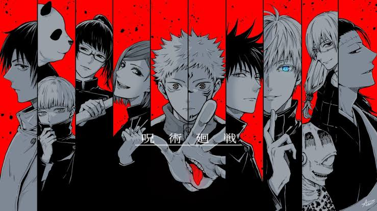 Featured image for JUJUTSU KAISEN Leads Japan's List of Most-Streamed Anime in 2021