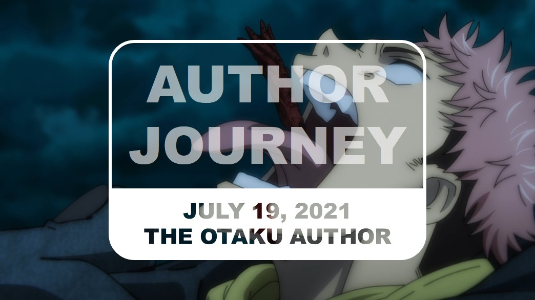 Featured image for Author Journey (July 19, 2021)