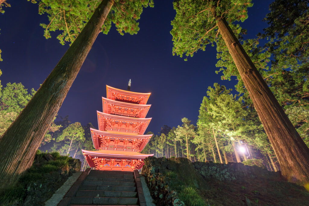 Featured image for What's in a Tier? Layers of Meaning in the Japanese Pagoda