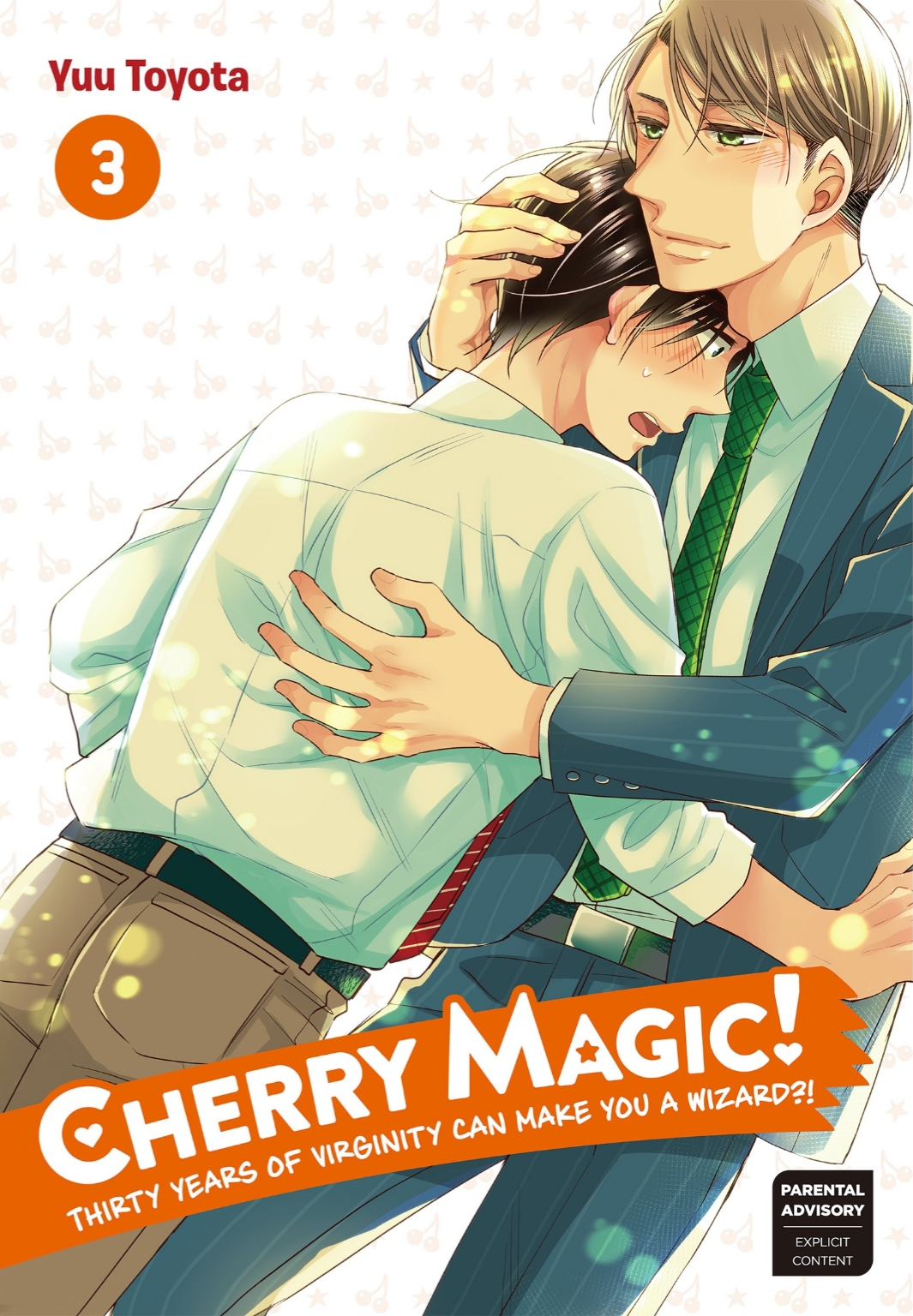 Featured image for Cherry Magic! Thirty Years of Virginity Can Make You a Wizard?! Vol. 3 Review