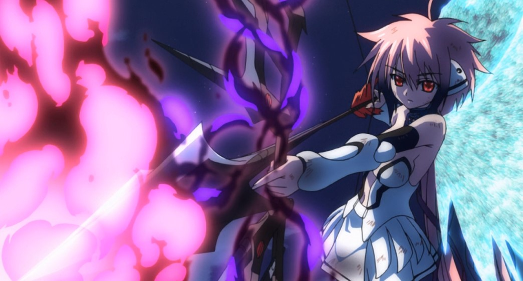 Featured image for Heaven's Lost Property (Episode 8) – For Whom the Shooting Festival is Held
