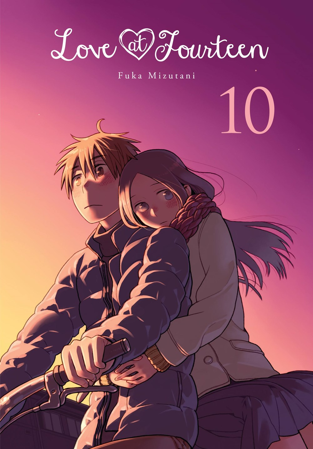 Featured image for Love at Fourteen Volume 10 Review