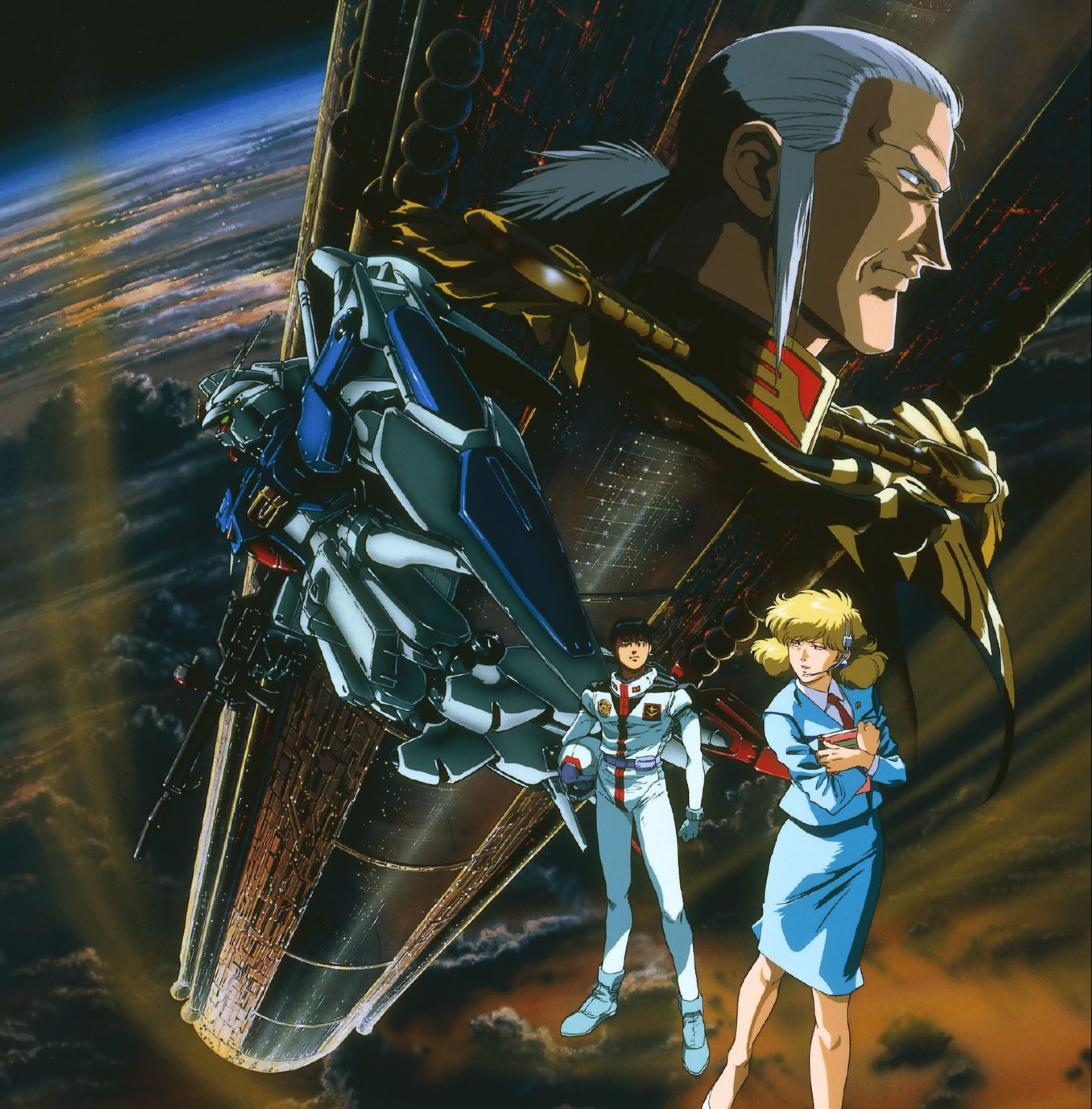 Featured image for Anibros Podcast Episode 148 – Mobile Suit Anibros Part 3:  Stardust Unicorn