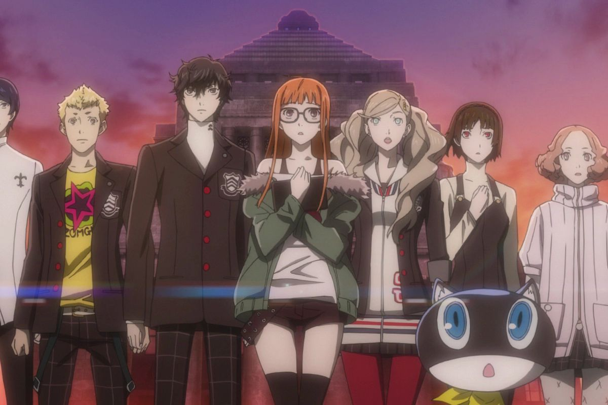 Featured image for Persona 5: Living an Anime