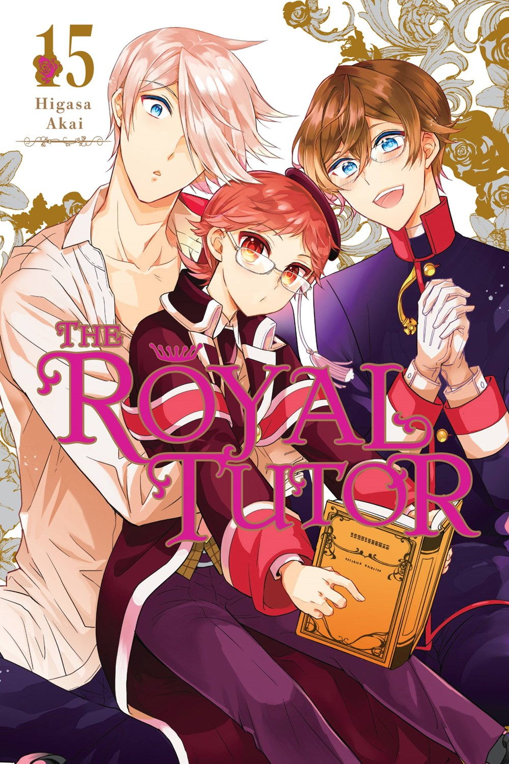 Featured image for The Royal Tutor Volume 15 Review