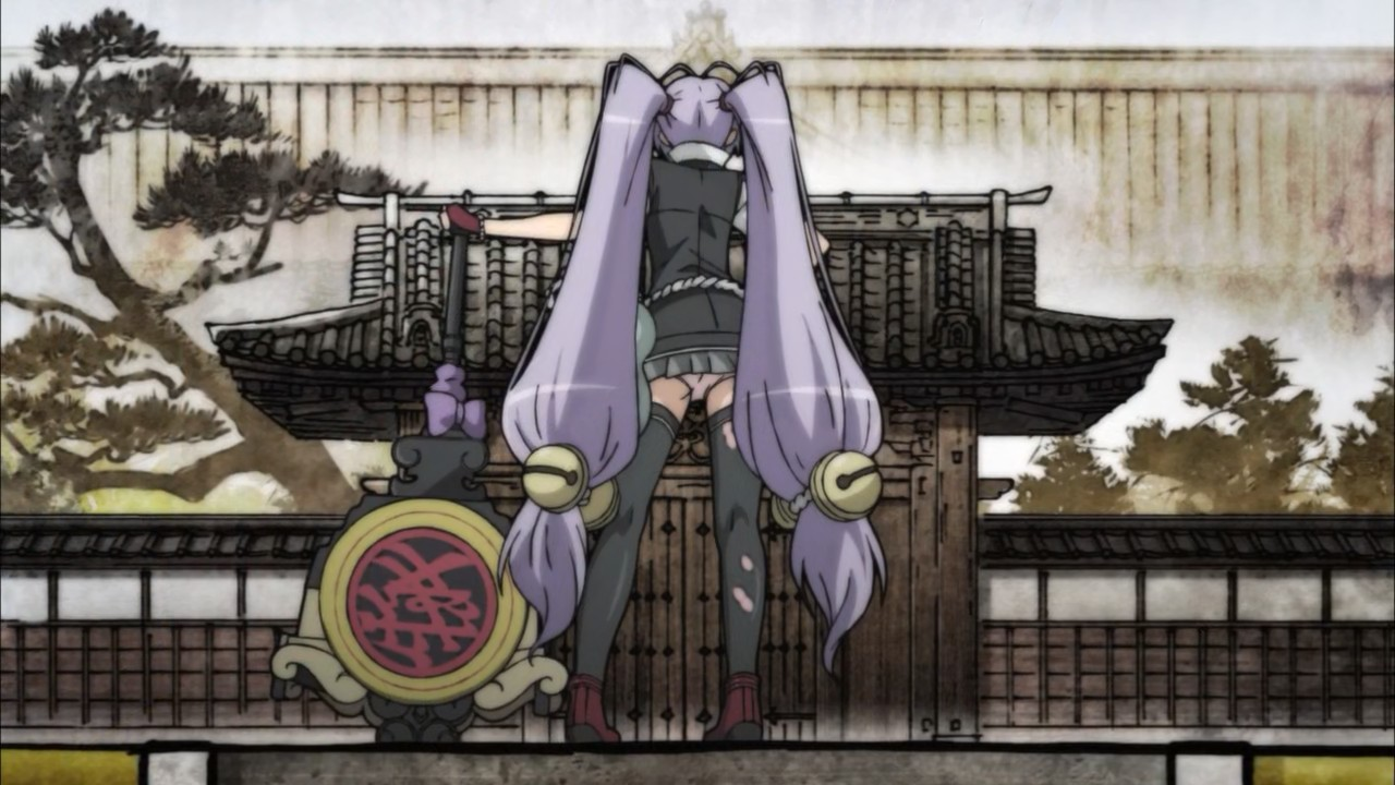 Featured image for Hyakka Ryouran: Samurai Girls (Episode 5) – Here Comes the Warrior of Love!