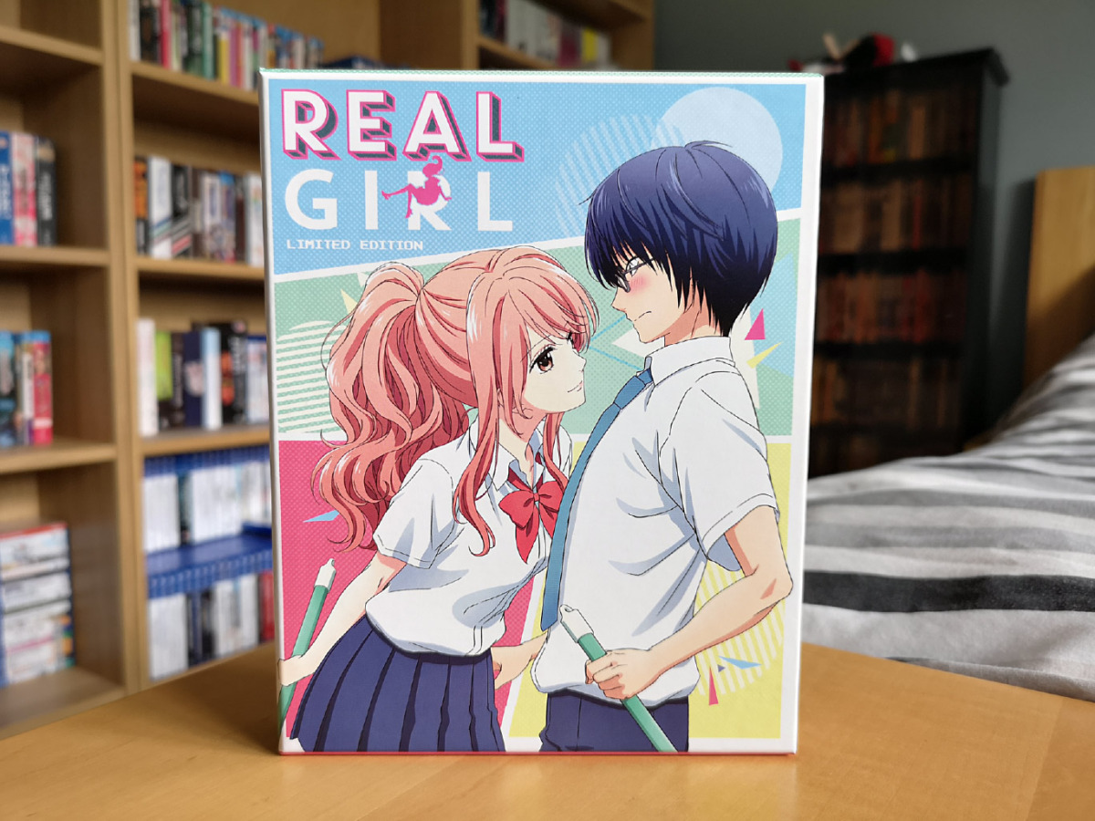 Featured image for Real Girl (Collector's Edition Blu-ray) Unboxing