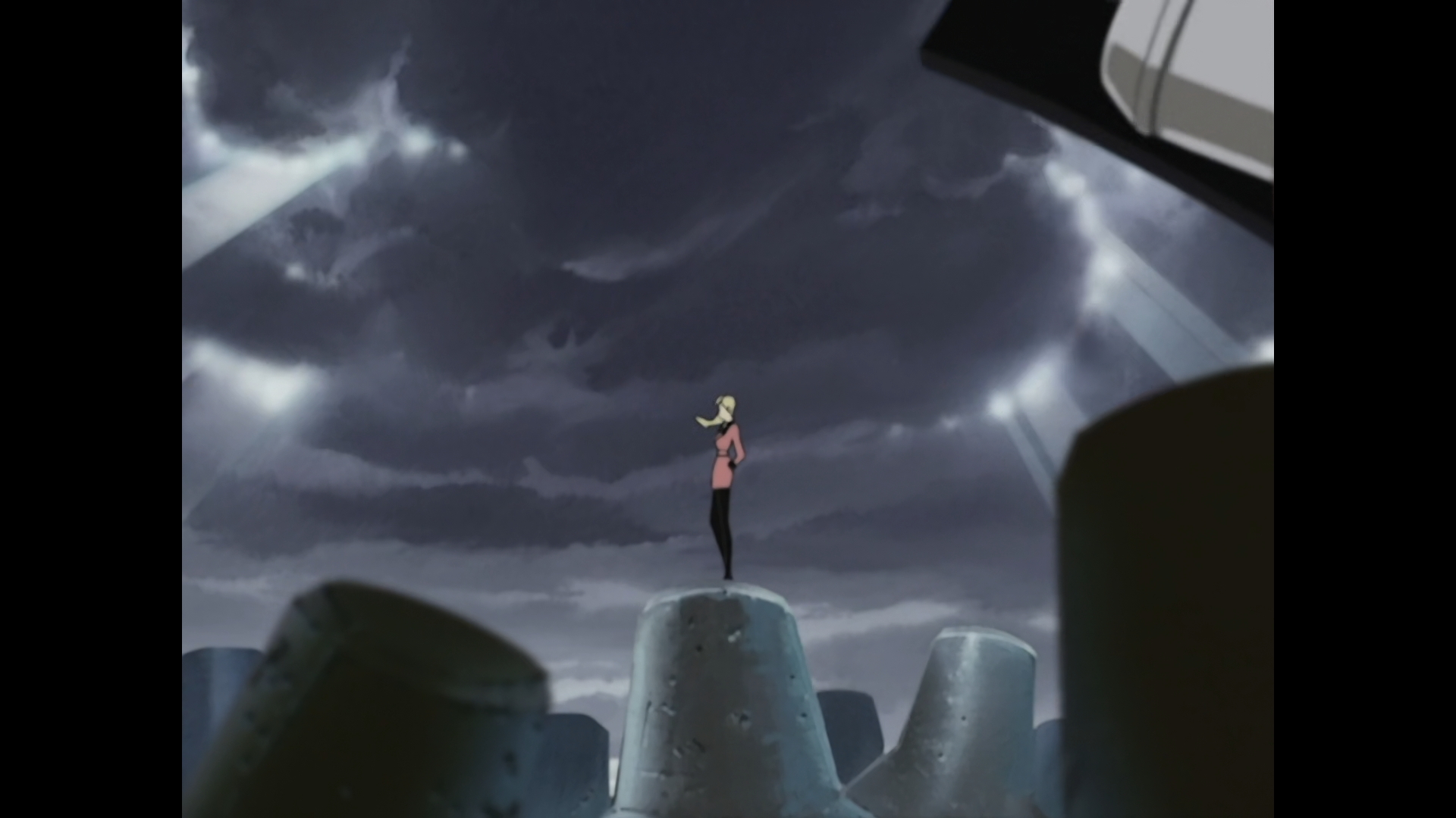 Featured image for The Big O – Episode 14