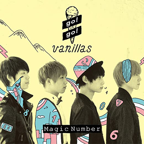 Featured image for J-Music Exchange/Rate ー Magic Number by go!go!vanillas