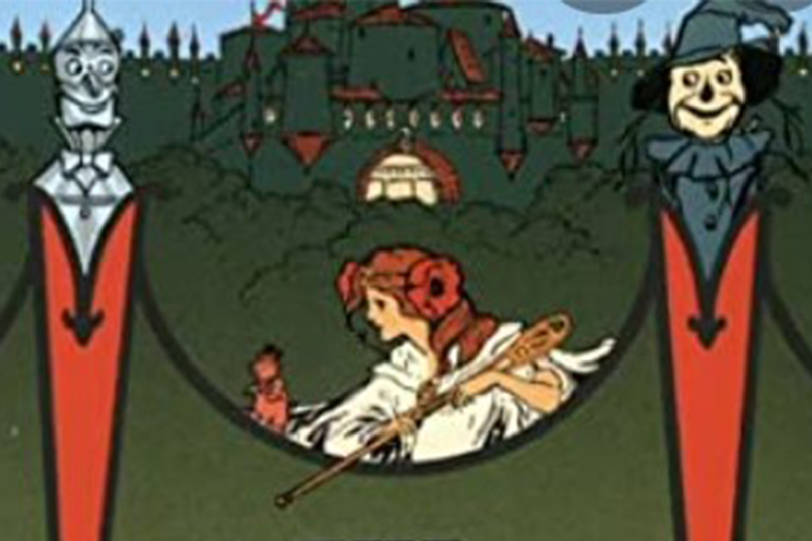 Featured image for The Emerald City of Oz: Somehow, a Volume with a Literal War in it Has Next to NO Action