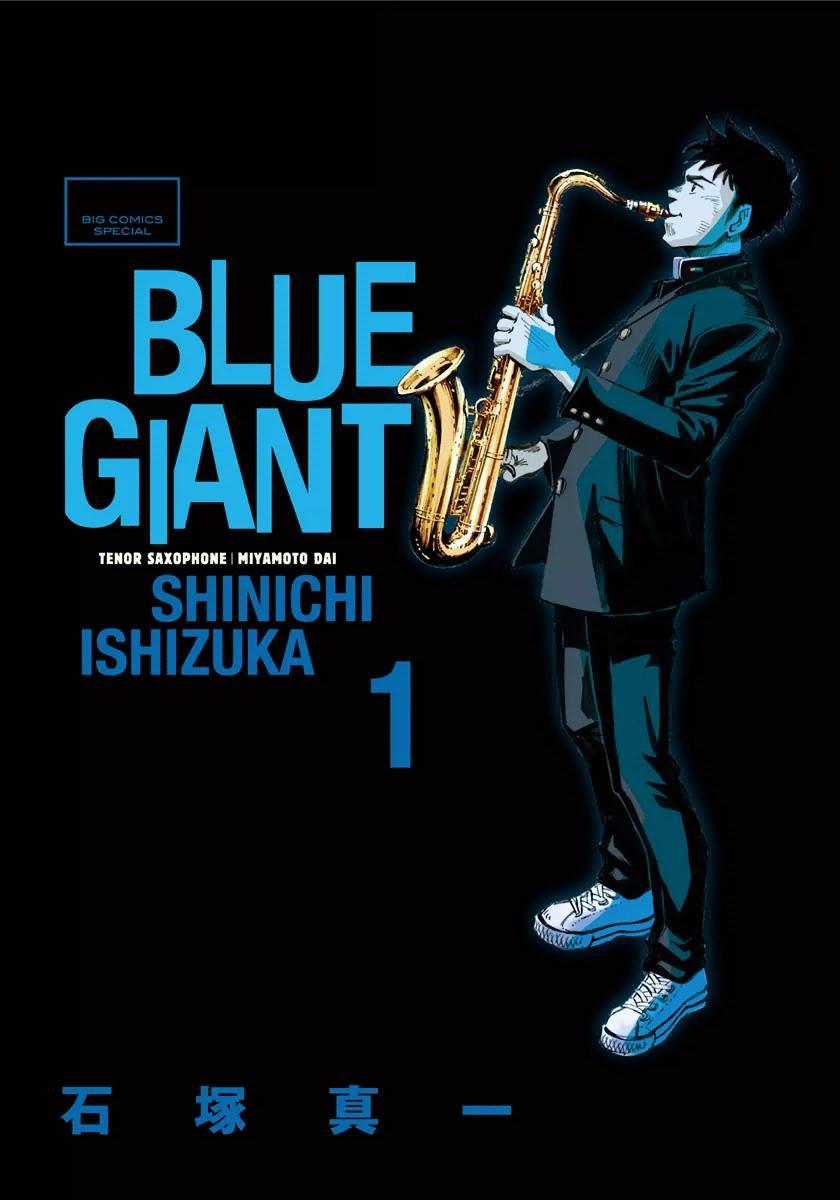 Featured image for Blue Giant by Ishizuka Shinichi