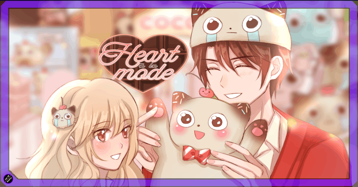 Featured image for Heart À La Mode – An Otome Game About Mascots