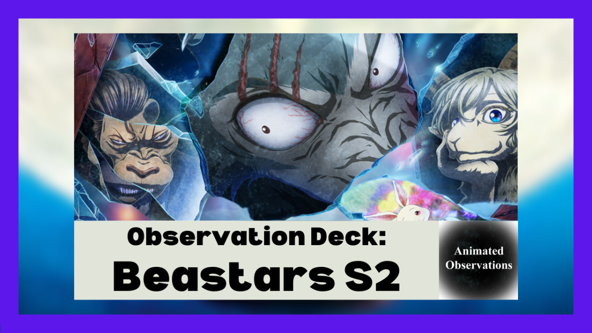 Featured image for The Observation Deck: Beastars Season 2