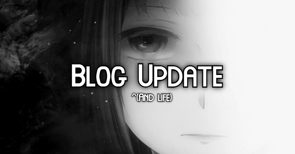 Featured image for Blog Update: life isn't going as planned