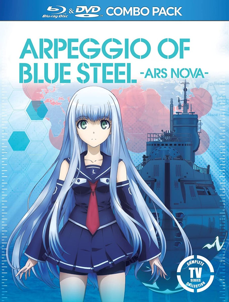 Featured image for 4 Reasons To Watch: Arpeggio of Blue Steel