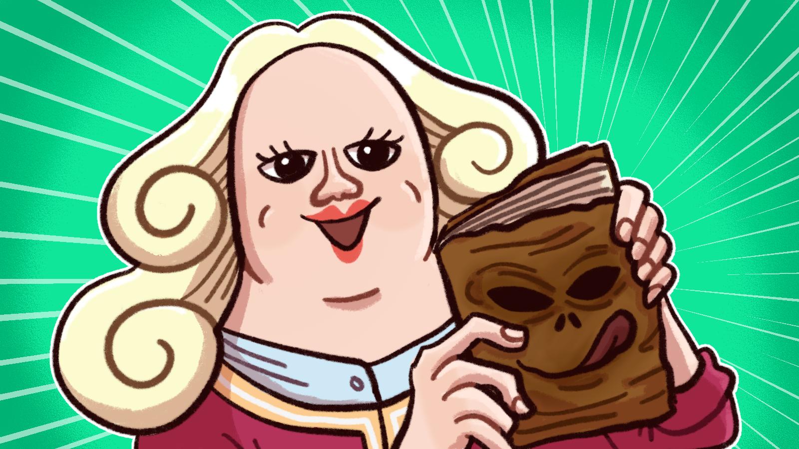 "Featured image for Episode 680, ""Necronomnomicon"""