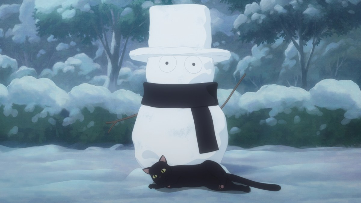 Featured image for Shinigami Bocchan to Kuro Maid Episode 4