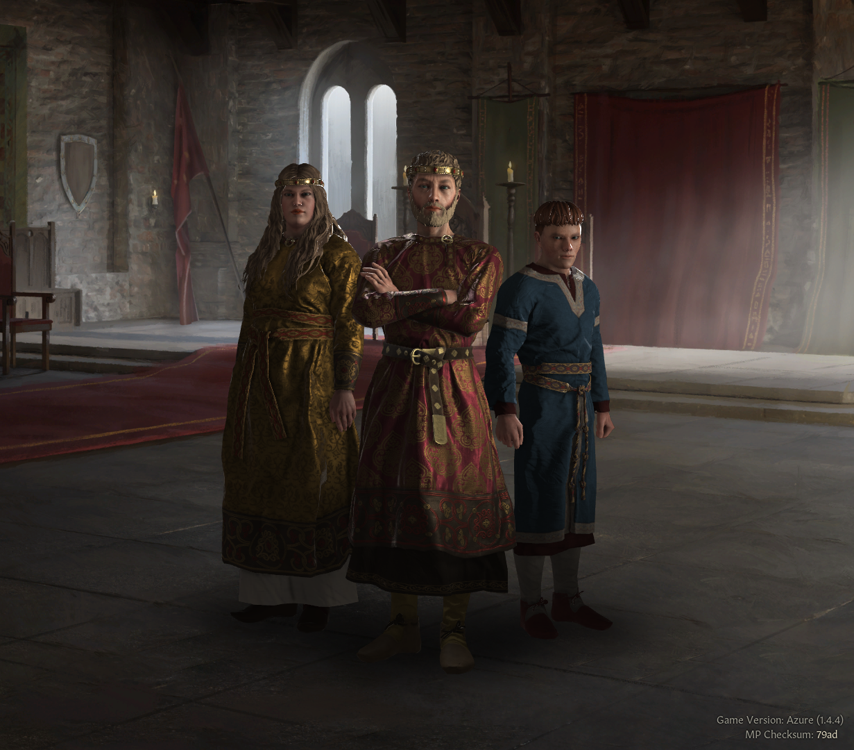 Featured image for Pendragon Saga: Chapter 3