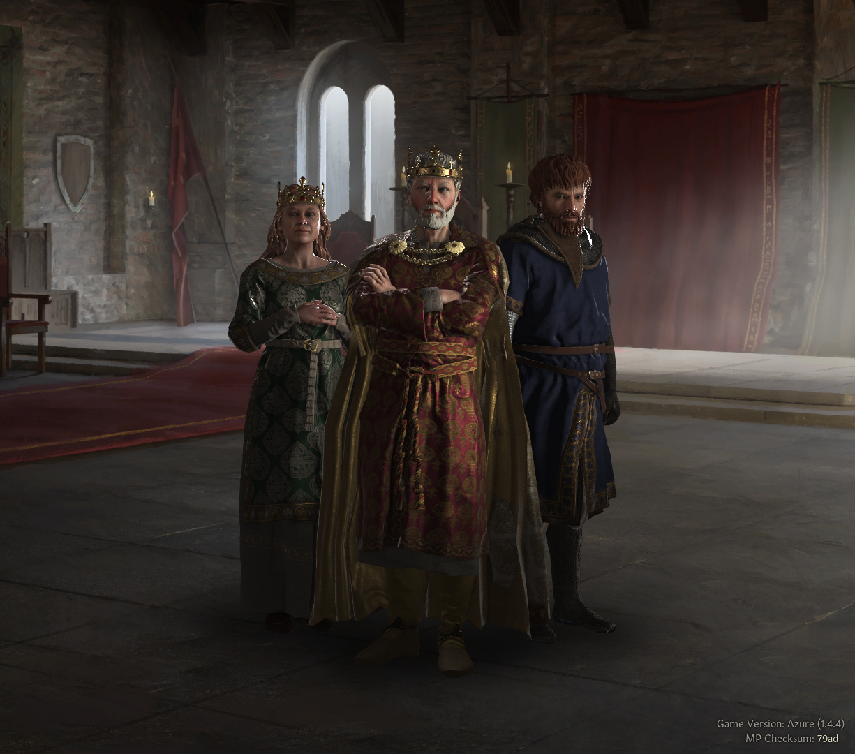 Featured image for Pendragon Saga: Chapter 4