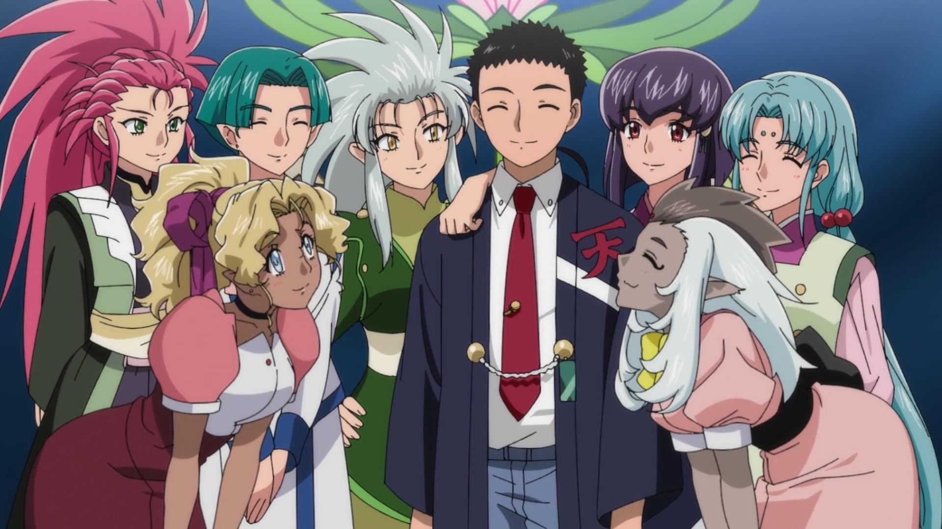 Featured image for Tenchi Muyo! Ryo-ohki OVA 5 (Crunchyroll Release Review)