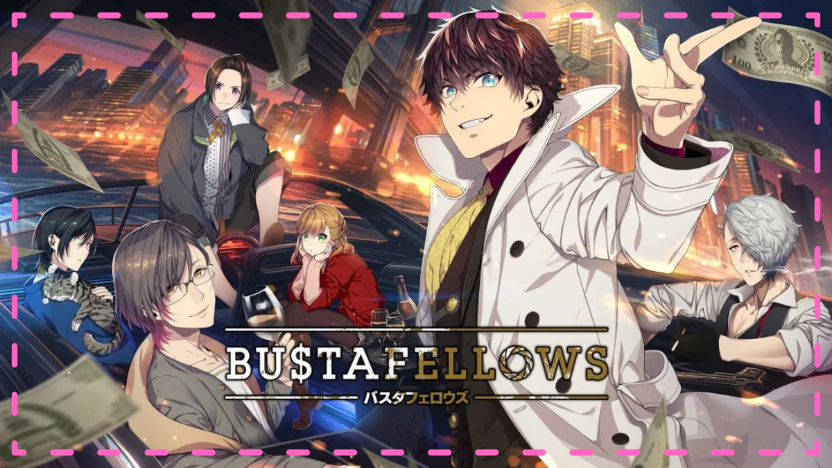 Featured image for BustaFellows Otome Review – Romance with a Bit of Danger