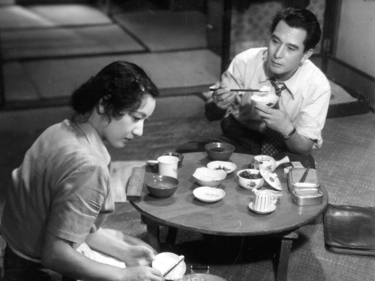 Featured image for Repast (めし, Mikio Naruse, 1951)