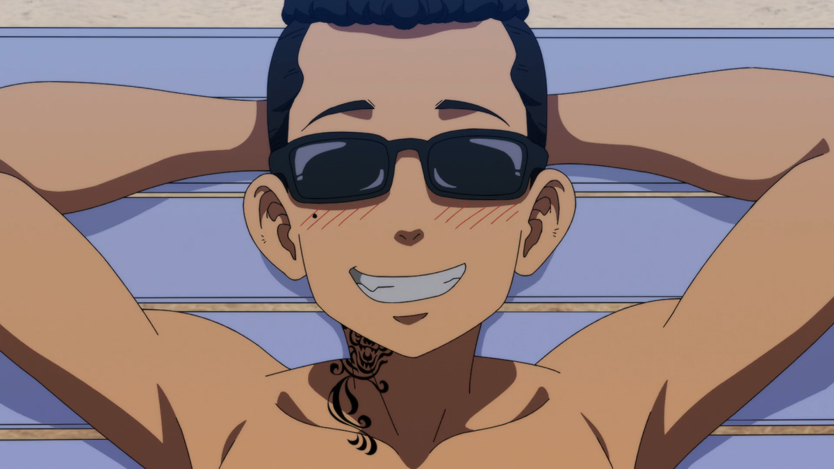 Featured image for A Delinquent Beach Party – Tokyo Revengers Ep 16 Review