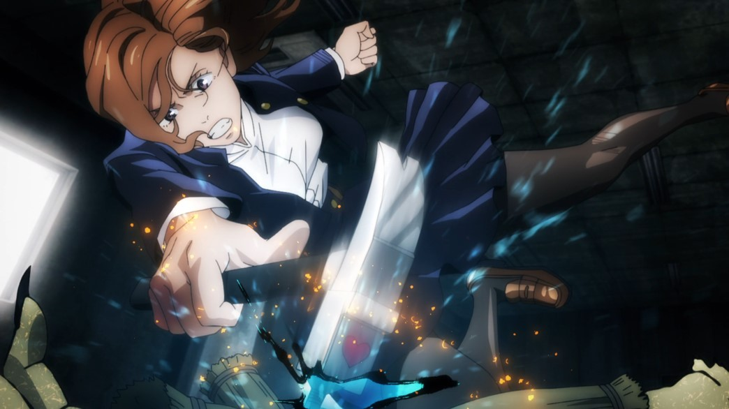 Featured image for Jujutsu Kaisen (Episode 3) – Girl of Steel