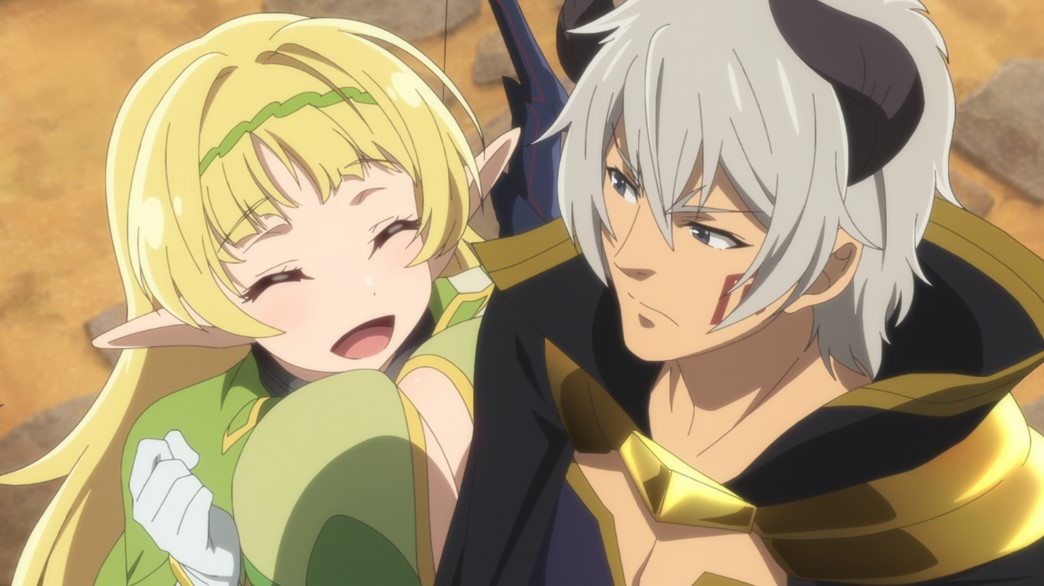 Featured image for How Not to Summon a Demon Lord Ω (Episode 2) – Head Paladin