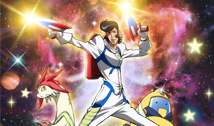 Featured image for Space Dandy Season 1 Review : Bright colors, weird aliens, and boobies