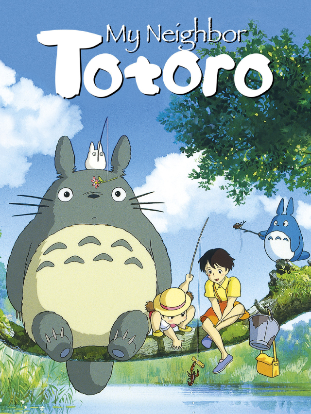 Featured image for My Neighbor Totoro