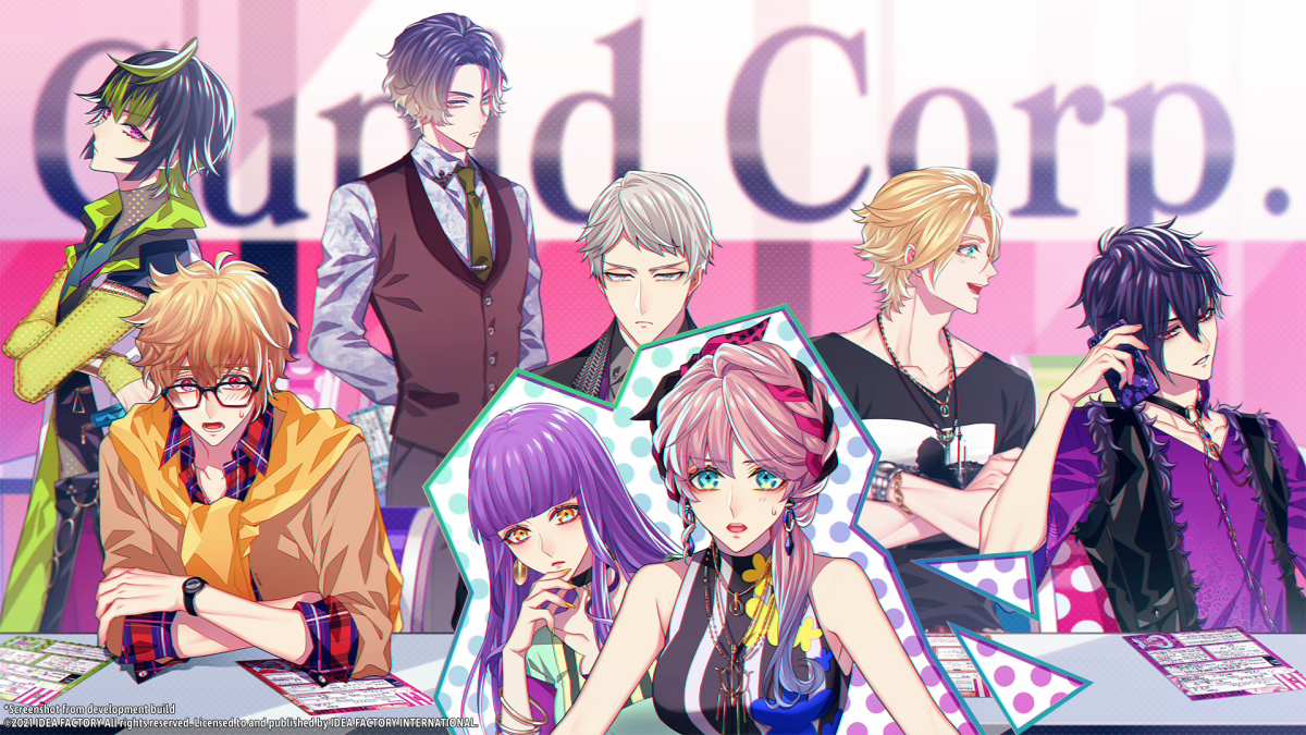 Featured image for Cupid Parasite English Release Announced for Fall 2021