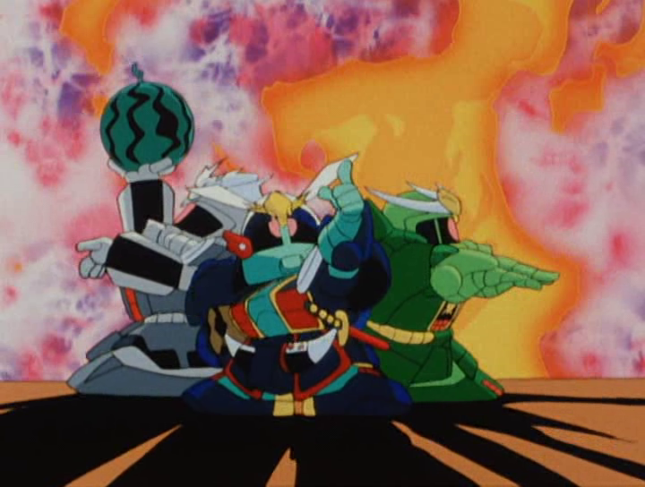 Featured image for SD Gundam Mk 5