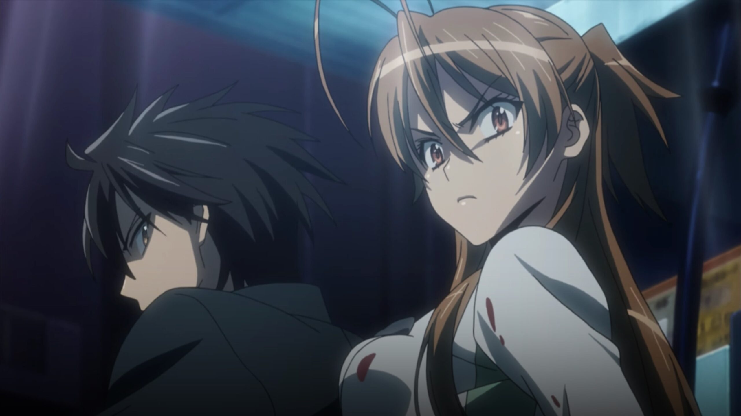 Featured image for High School of the Dead Episode 4 Review – Best In Show
