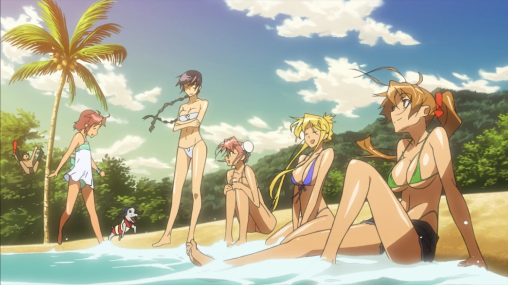 Featured image for Fan Service: Is it Really Necessary?