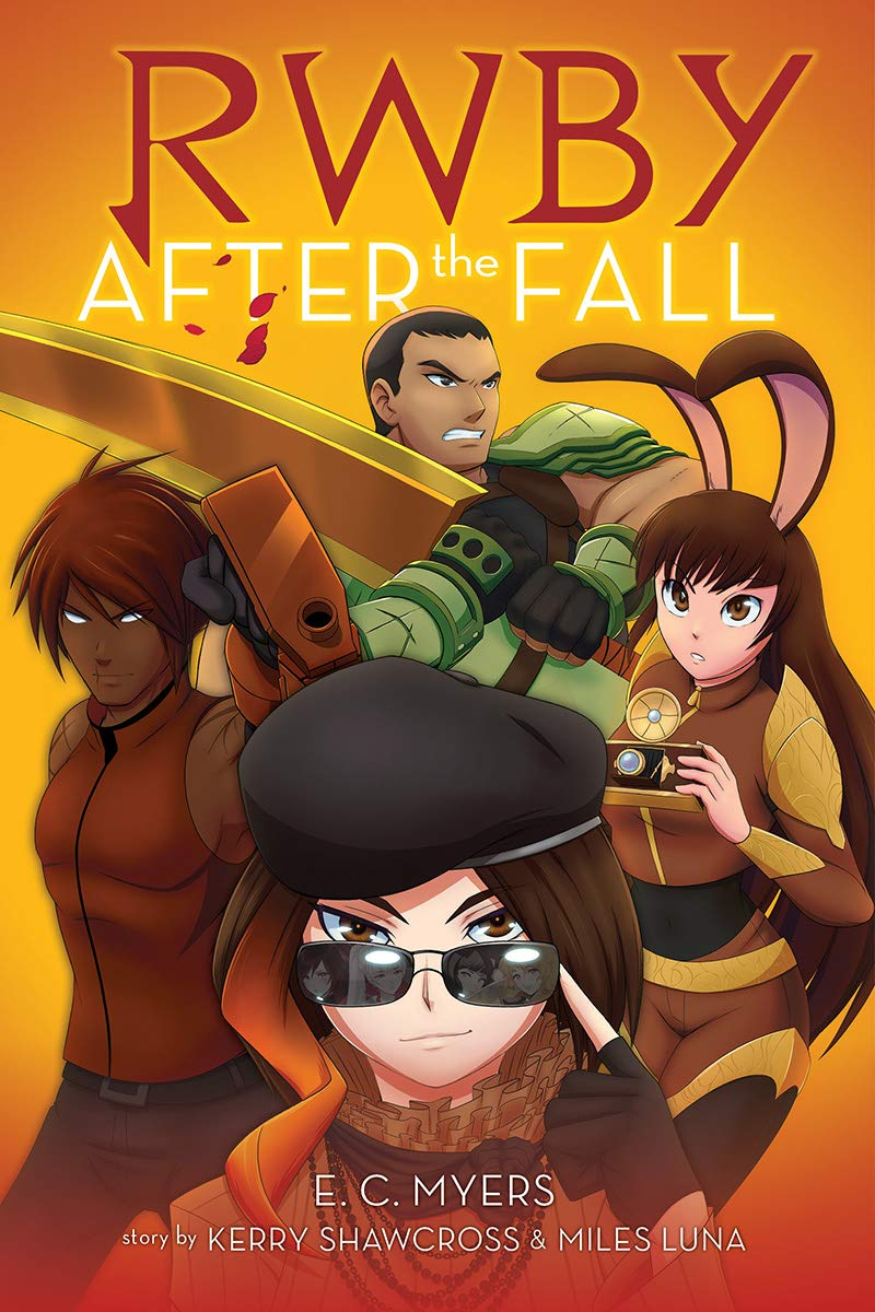 Featured image for Checking in on Team CFVY: RWBY After The Fall