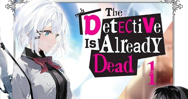 Featured image for The Detective Is Already Dead Novel 1