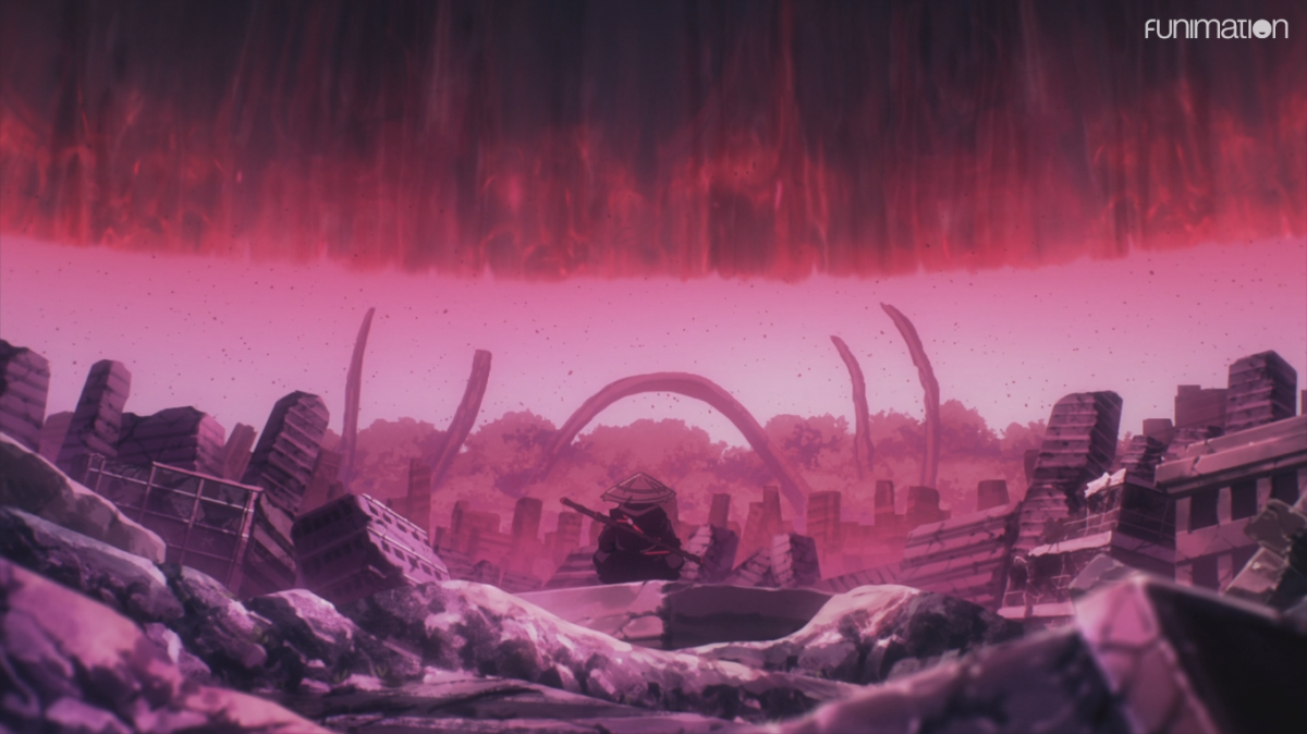 Featured image for Scarlet Nexus Episode 4
