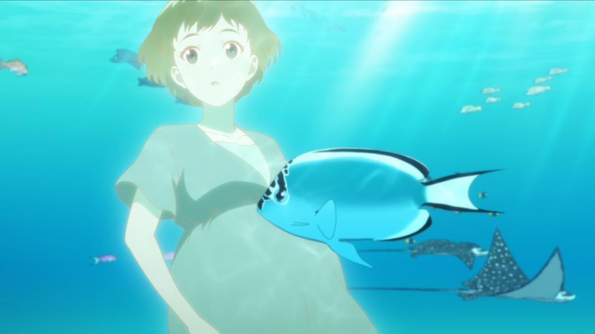 Featured image for Shiroi Suna no Aquatope Episode 3