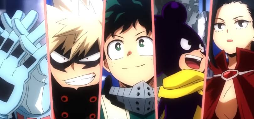Featured image for MH HERO ACADEMIA S5 – EPISODE 18 Review