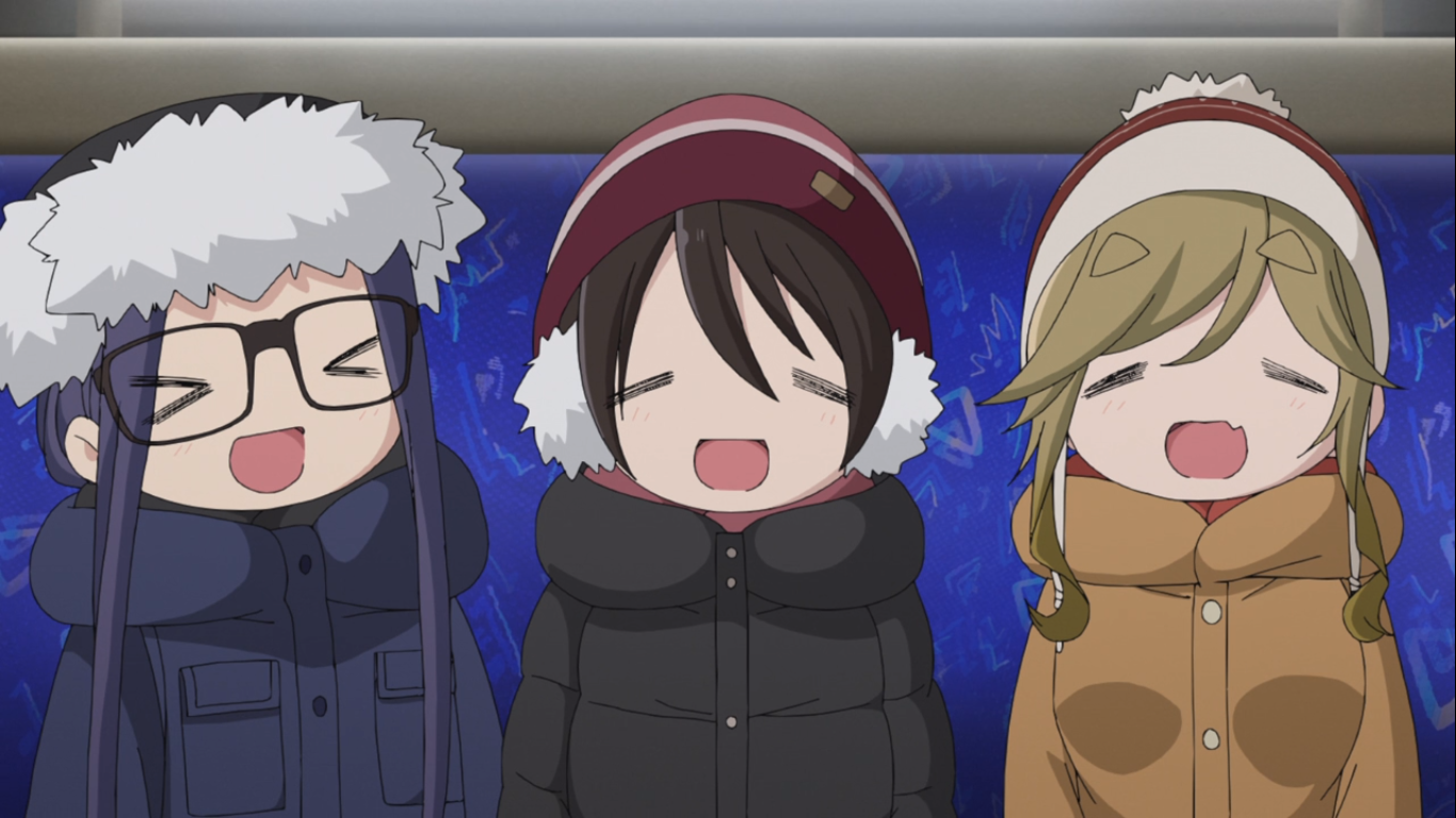 Featured image for Laid Back Camp 2: Ep 5 Impression