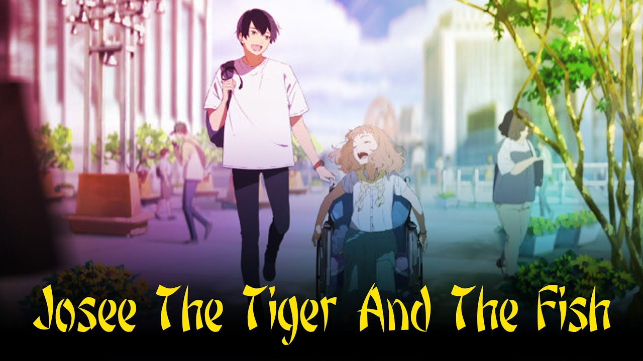 Featured image for Josee, the Tiger and the Fish [Review]