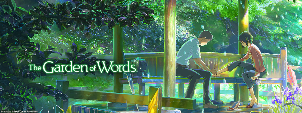 Featured image for The Garden of Words [Review]