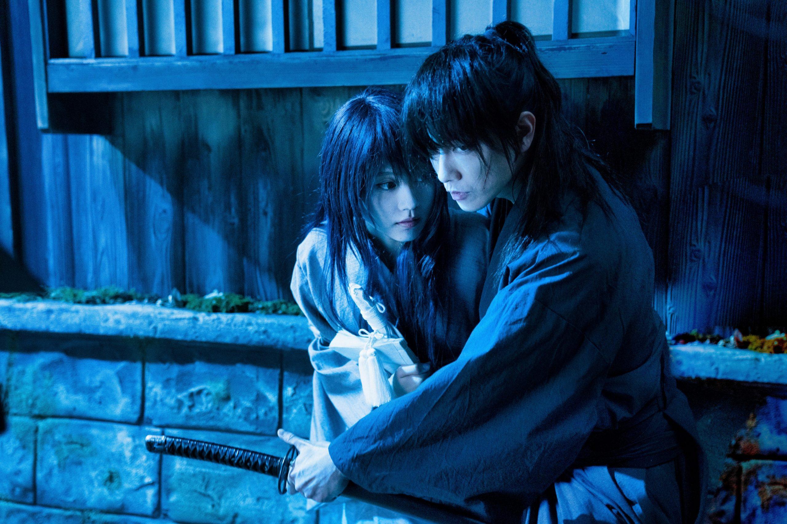 Featured image for Rurouni Kenshin: The Beginning (2021) by Keishi Otomo