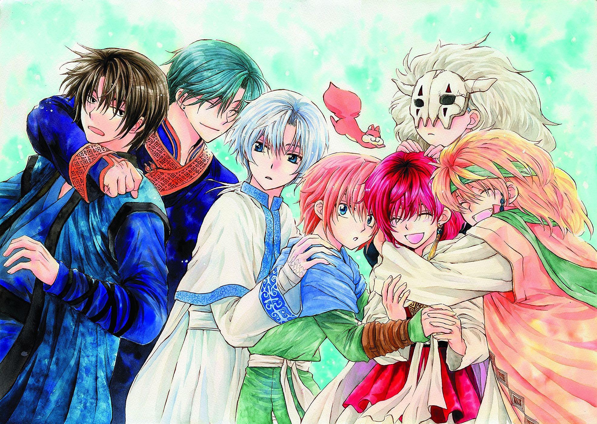 Featured image for Akatsuki no Yona – An Appreciation