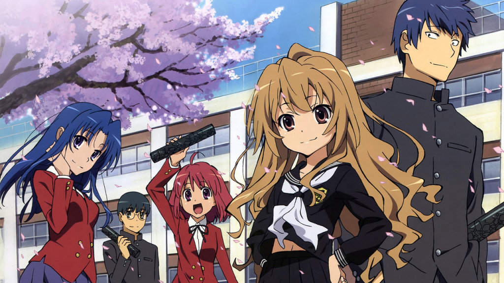 Featured image for How To Build a Series: Toradora