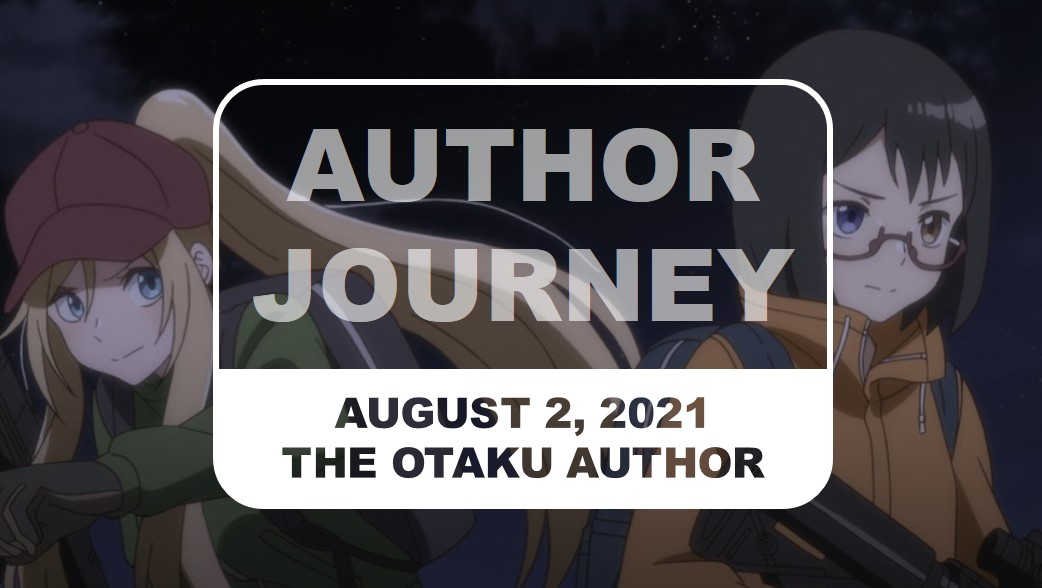 Featured image for Author Journey (August 2, 2021)